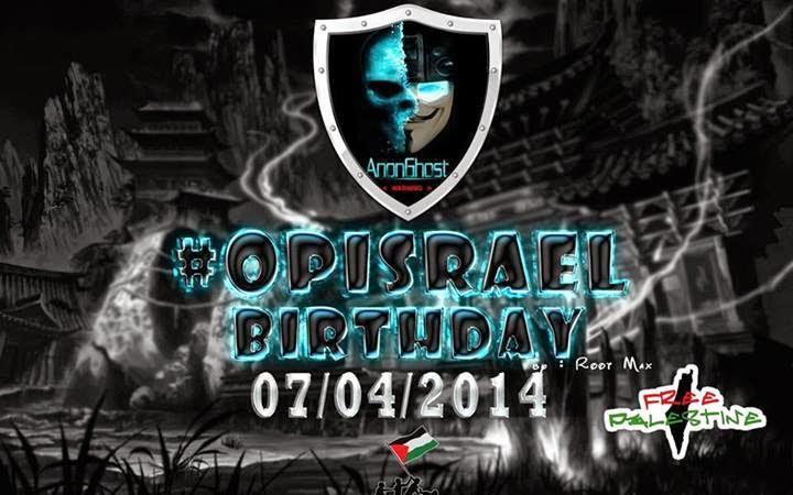 Op Israel Birthday