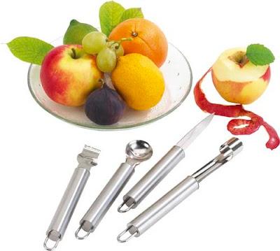 Utensilios de cocina set cuchillos para fruta - Cuchillo para fruta ...