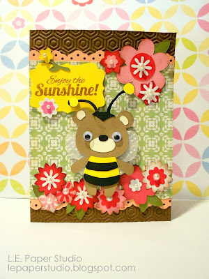 http://lepaperstudio.blogspot.com/2013/07/teddy-bear-picnic-card.html