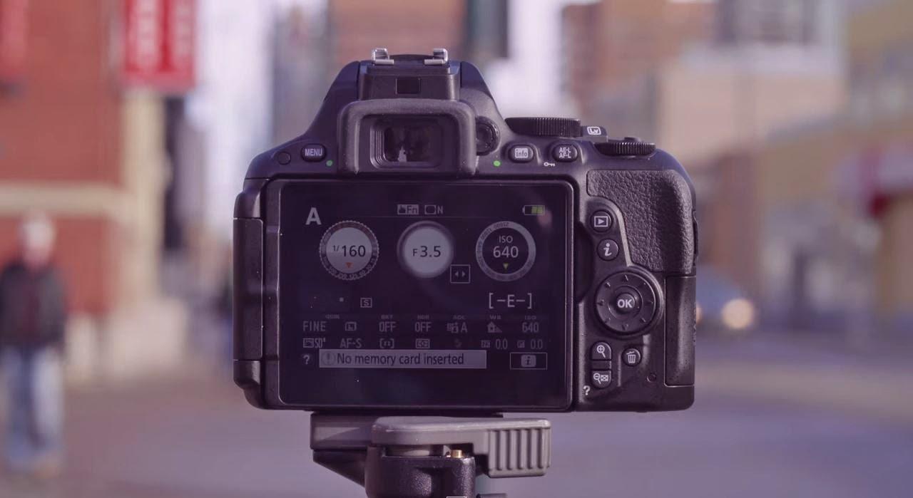 Nikon 5500