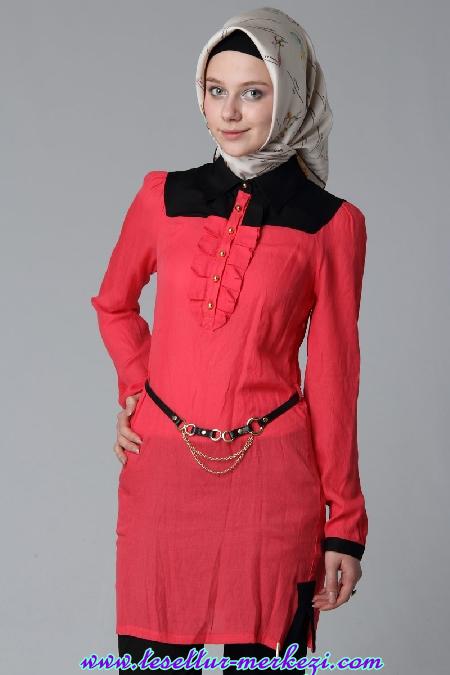 Amante 2012 Yazlık Tesettür Tunik Modelleri