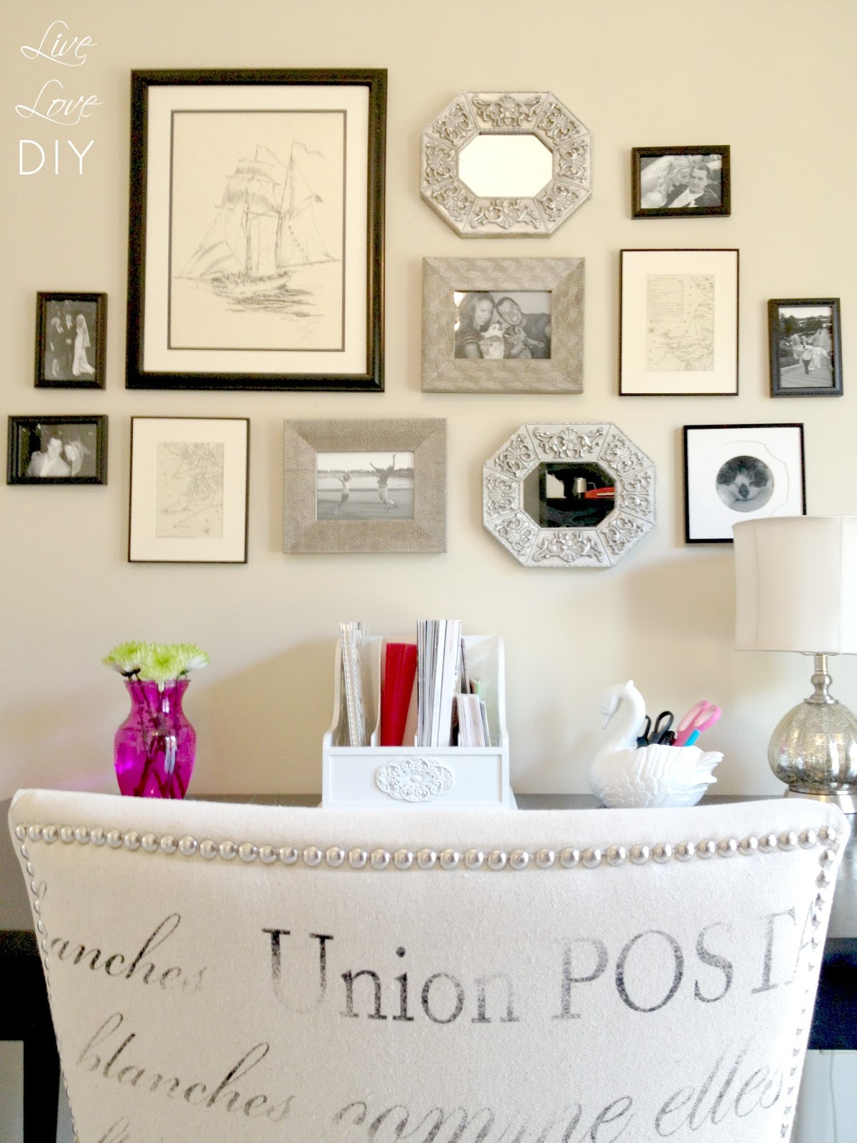 Livelovediy Creating A Photo Wall Display Tips Tricks You Should