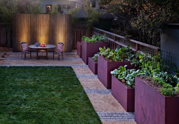 Modern Garden Design Examples 13