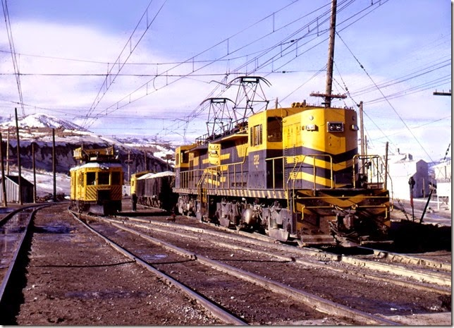 Evergreen Railroad Club Searching For The Electrics When