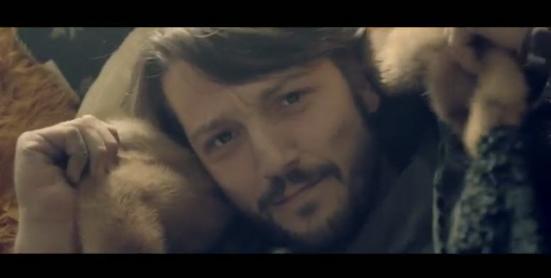 "Diego Luna Loco: ""The One that Got Away"" Screen Captures"