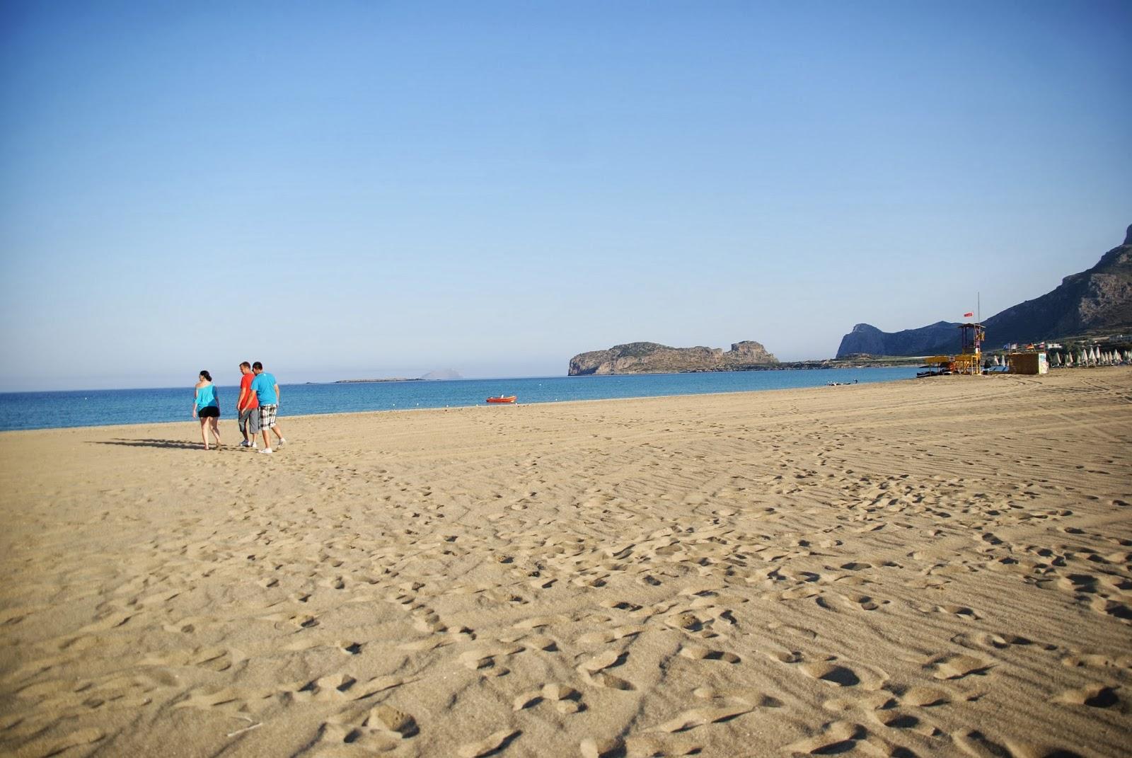 Plaża Falasarna