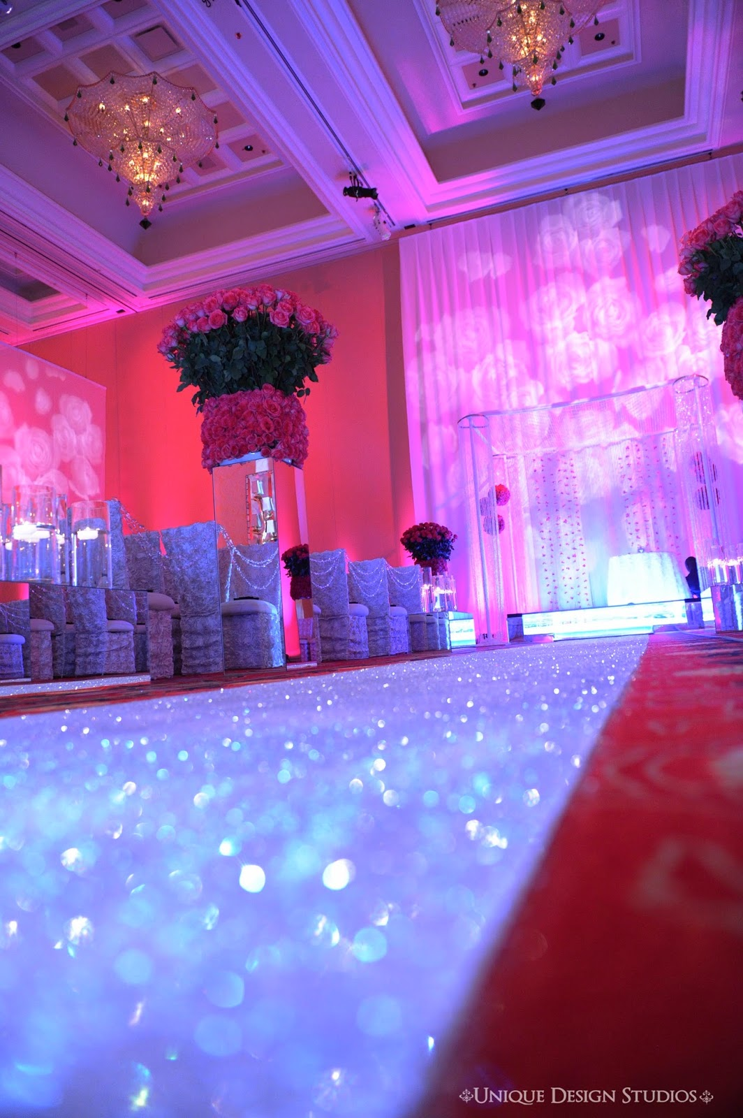 SEQUIN Aisle Runner 40 Wide X CHOOSE Your LENGTH Sparkle