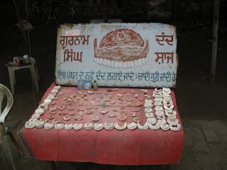 roadside dentist amritsar
