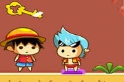 الاصدار الثاني من لعبة ون بيس - ثمرة ملك القراصنة 2 Fruit Of Pirate King