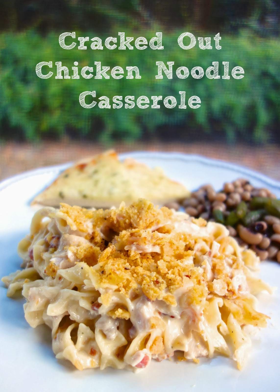 Out Chicken Noodle Casserole Recipe - chicken, noodles, chicken ...
