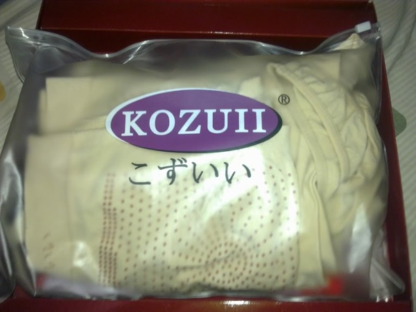 Kozui Slimming suit Asli - Online Shop Toko