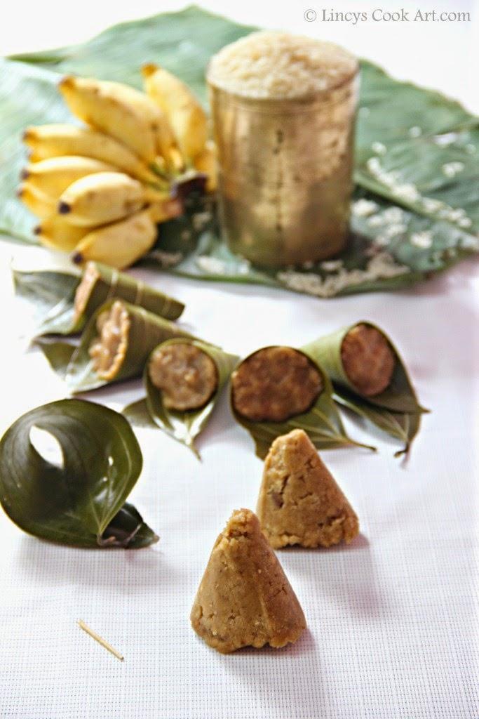 Jack fruit Kozhukattai