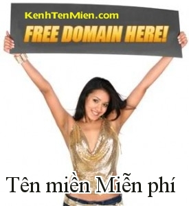 ten mien dep, ten mien gia re, ten mien mien phi, free domain