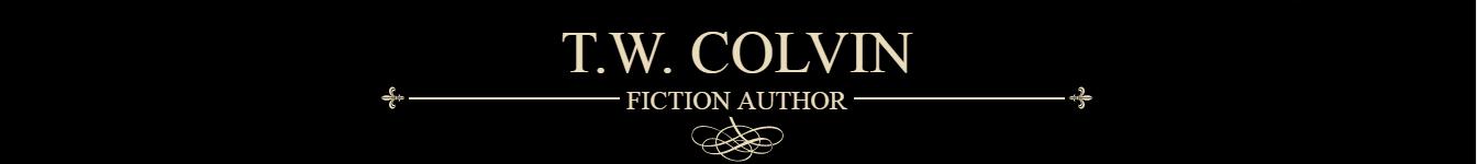 Author T.W. Colvin
