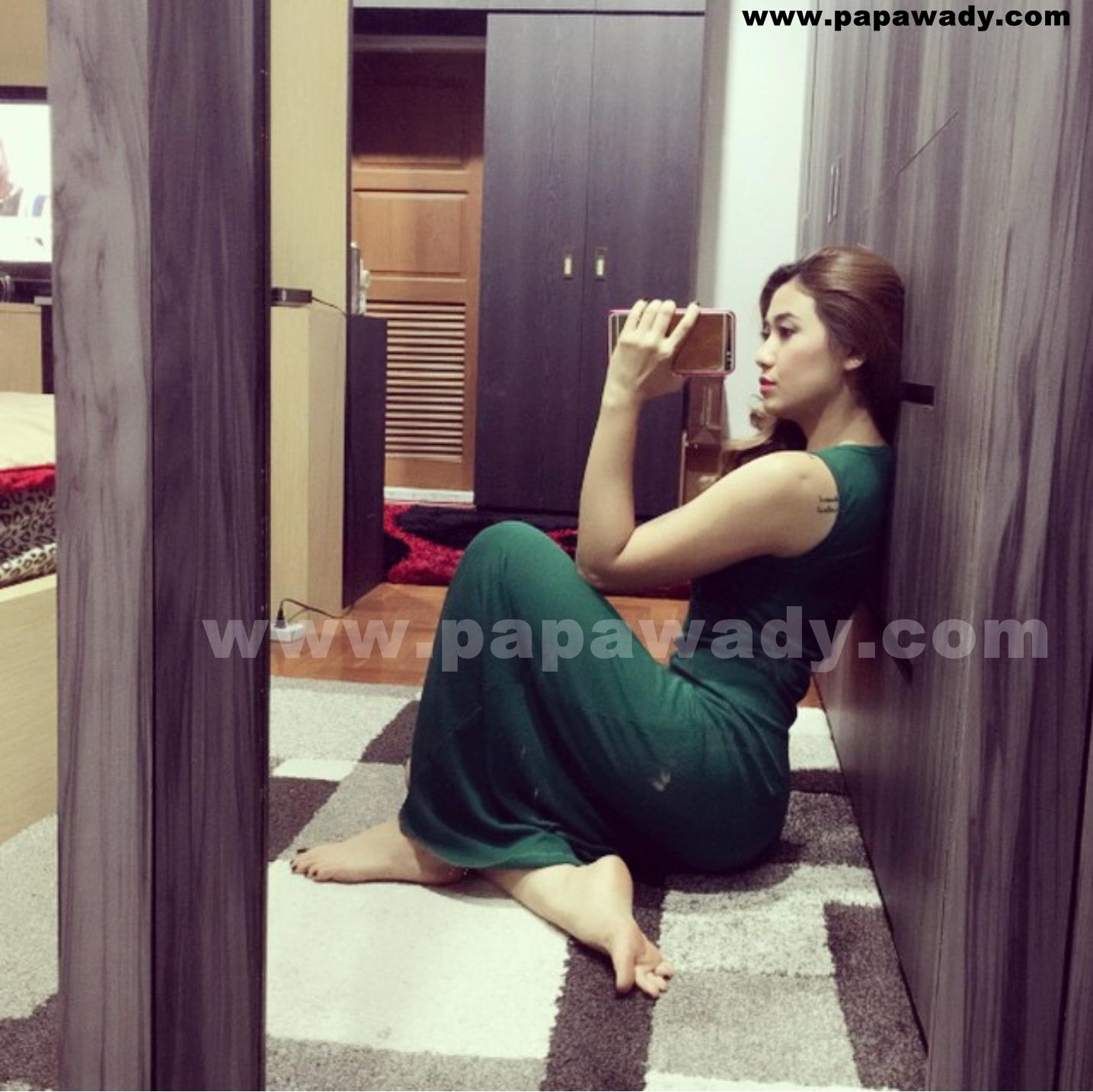 8 Instagram Pictures of Myanmar Model Thinzar Wint Kyaw