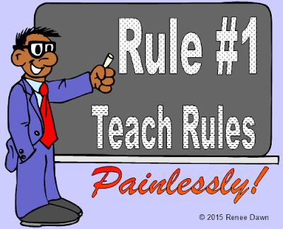 teach rules painlessly - teacherink.blogspot