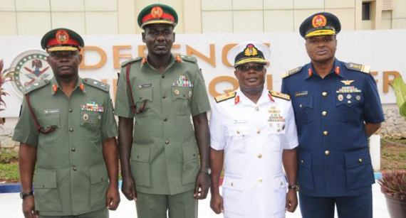 Senate confirms the appointment of New Service Chiefs