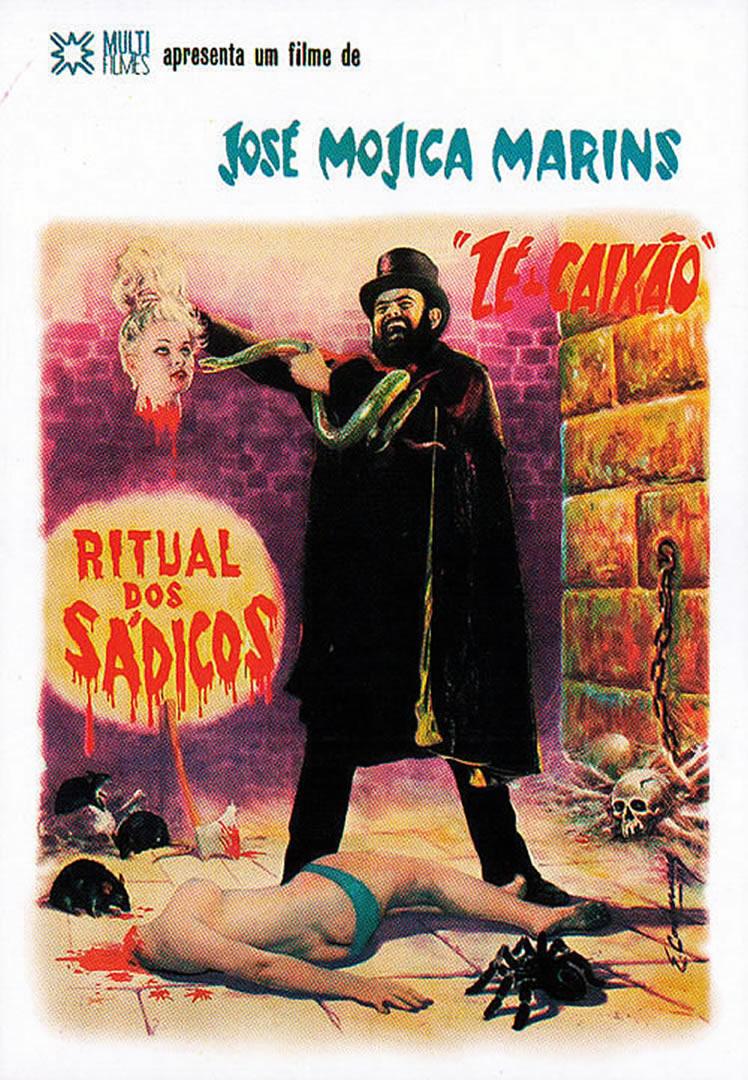 Resultado de imagen para O Despertar da Besta aka O Ritual dos Sádicos (1970)