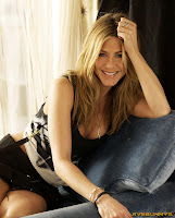 Jennifer Aniston Elle UK September photo shoot 2009