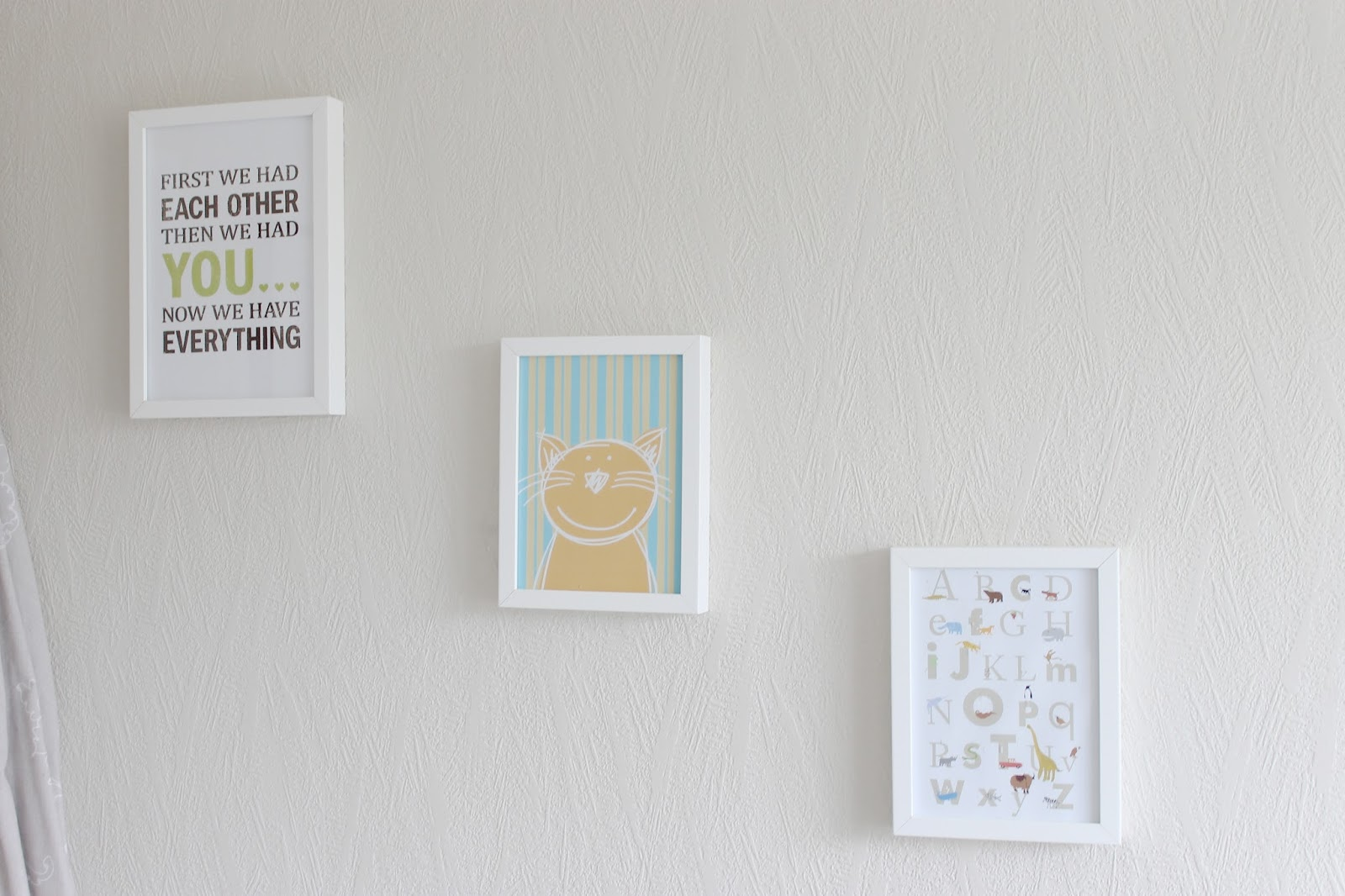 ikea frames, modern nursery, neutral nursery, nursery inspiration, grey-brown hemnes ikea, baby room, neutral babies room, house tour, modern decor, neutral house decor,