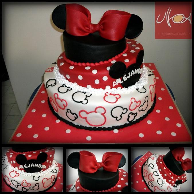 Minnie Mouse pasteles - Imagui