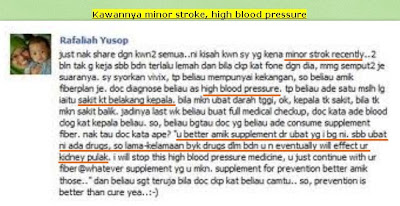 minor stroke dan darah tinggi