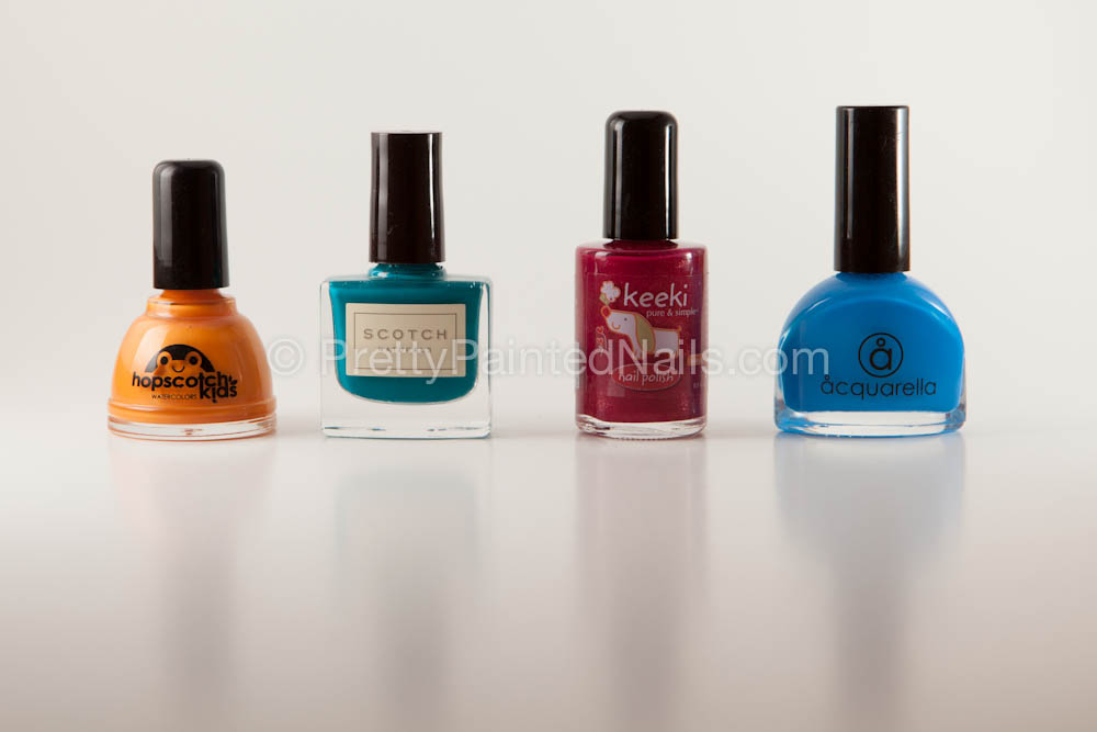 My Polish Collection: 5 Brands of Long-Lasting Non-Toxic Nail Polish