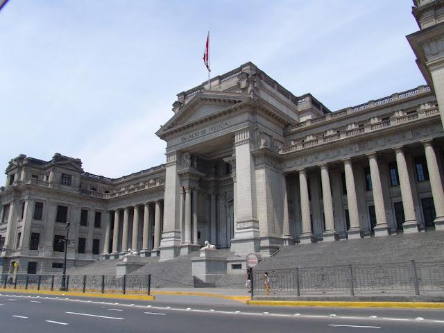 Poder Judicial y Derecho procesal
