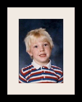 School Photos: Stephen and the Electric Socket