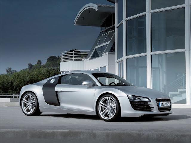 New Audi R8 photo