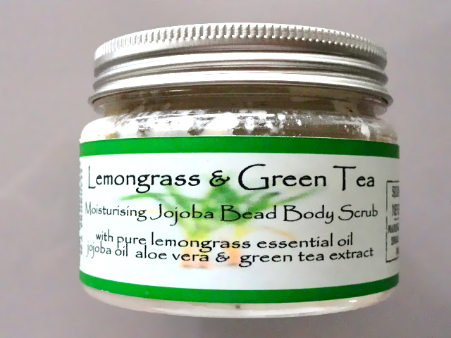 Lemongrass House Green Tea Body Scrub