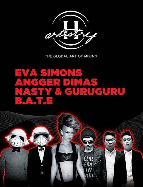 Hennessy, party, nightclub, dance scene, nightlife, Kuala Lumpur
