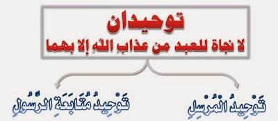 Allah'ın Azabından Kurtuluş İçin Zorunlu İki Tevhid