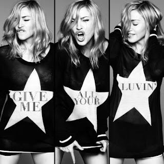 Download Madonna Give Me All Your Luvin' M4A AAC