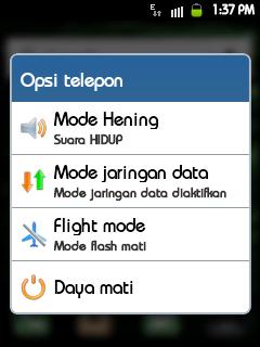 Custom ROM Samsung Galaxy Mini (GTS5570) - iCUSTOM DXKPD