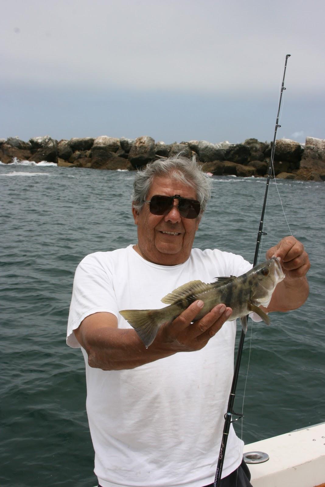 Dan 39 s journal fishing report form long beach ca for Long beach sport fishing