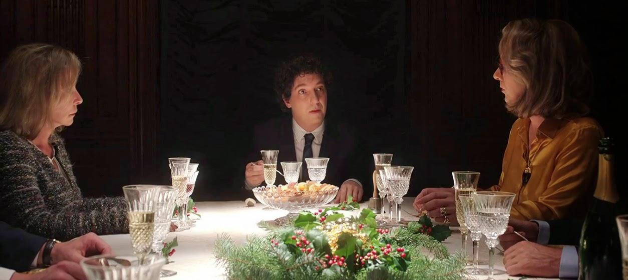 Requiem pour un film entrevue avec guillaume gallienne - Musique film guillaume et les garcons a table ...
