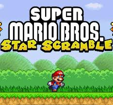 Mario linux games on