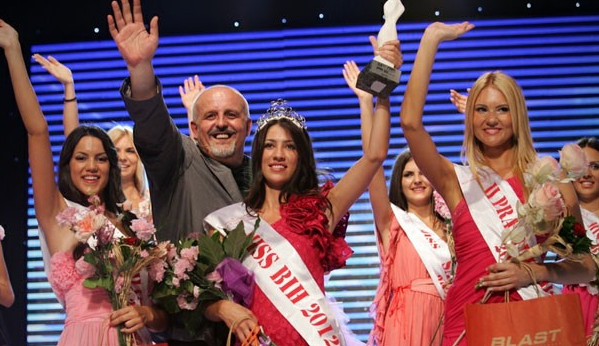 Miss World Bosnia & Herzegovina 2012 Fikreta Husic