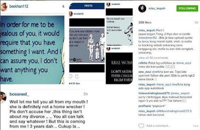 Nora Danish 'Perang' Instagram Dengan Bekas Isteri Nedim?