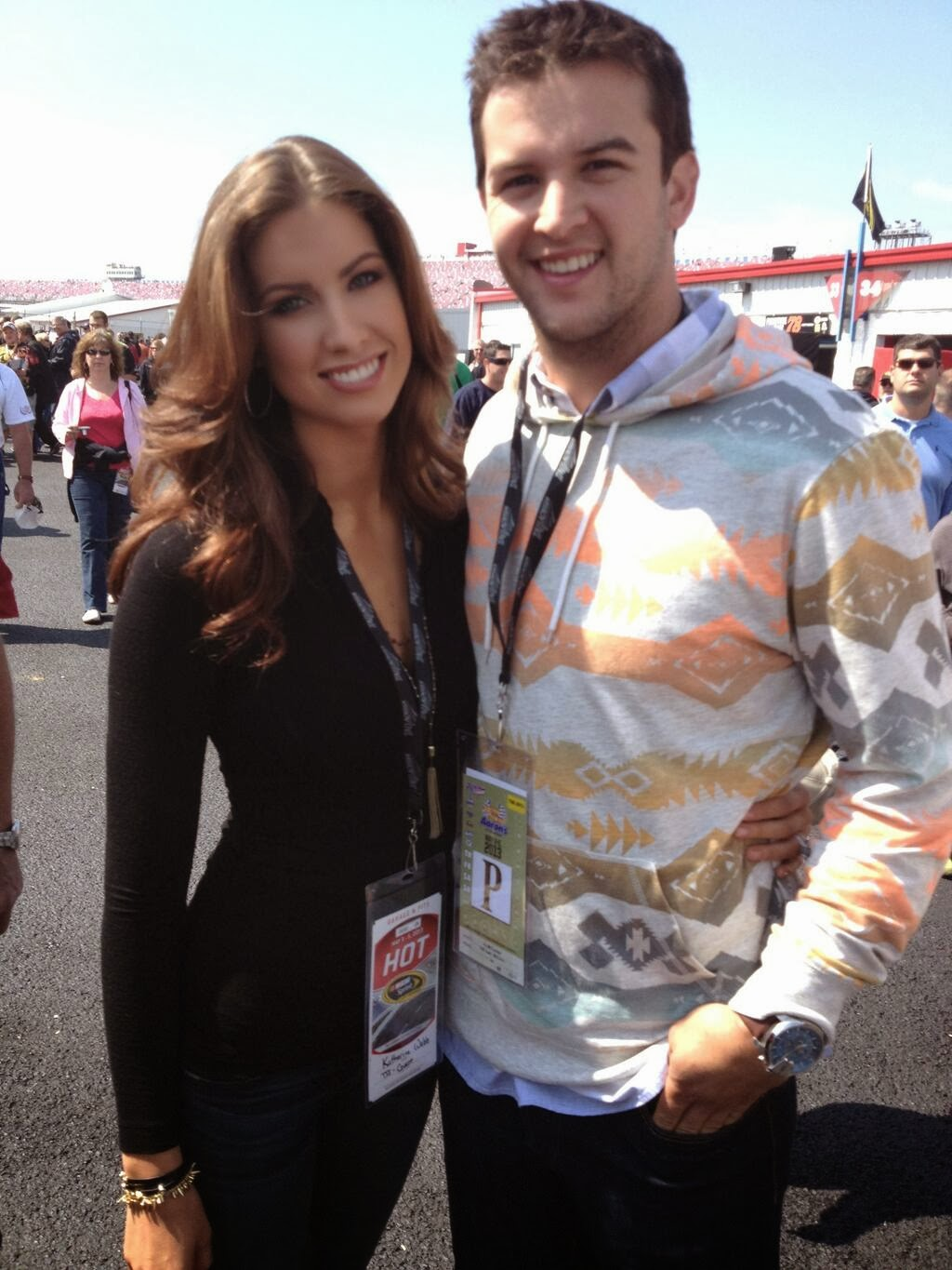A.J. McCarron signs endorsement deal with AXE Hair.