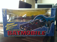 Johnny Lighting Diecast 1950's Batmobile
