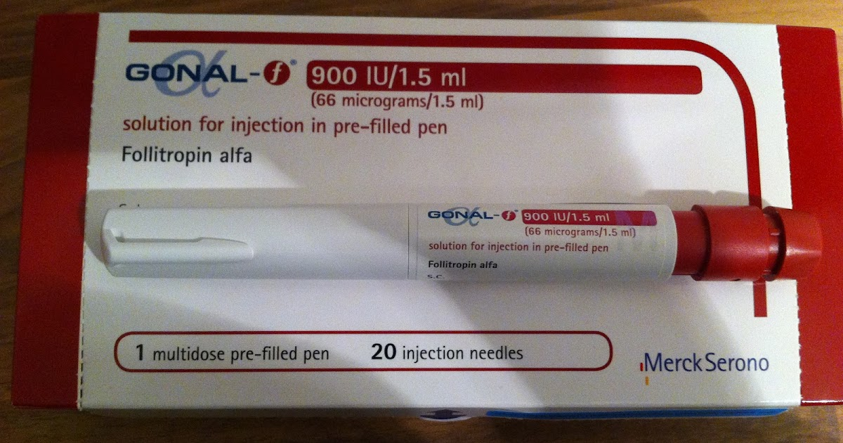 Ivf And Me Stage 2 Gonal F 900 Iu 1 5ml