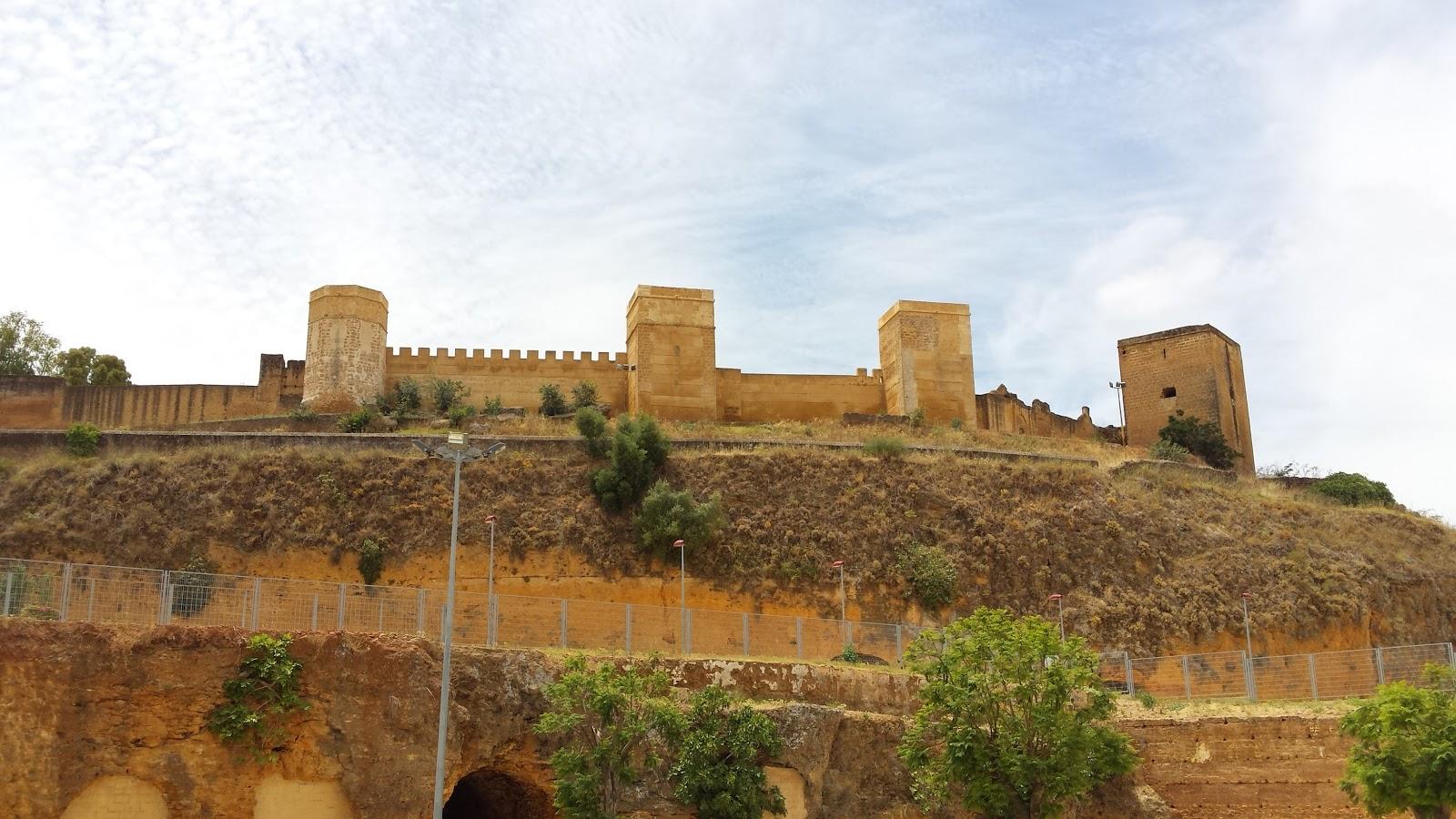 El Castillo de Alcalá de Guadaíra