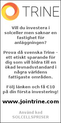 Trine - crowdsourcad solcellsrevolution