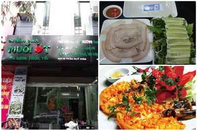 Quán ẩm thực Đà Nẵng tại Hà Nội, am thuc ngon, ha noi am thuc, diem an uong, mon an vat, quan an vat, dia diem an uong, diemanuong365, sai gon am thuc, mon an ngon, mon ngon de lam, mon ngon cuoi tuan