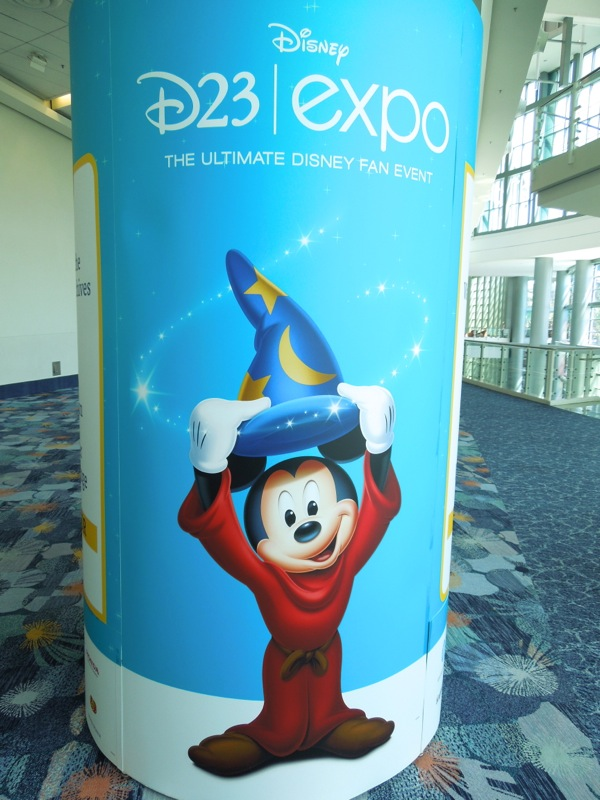 Disney D23 Expo Mickey Mouse
