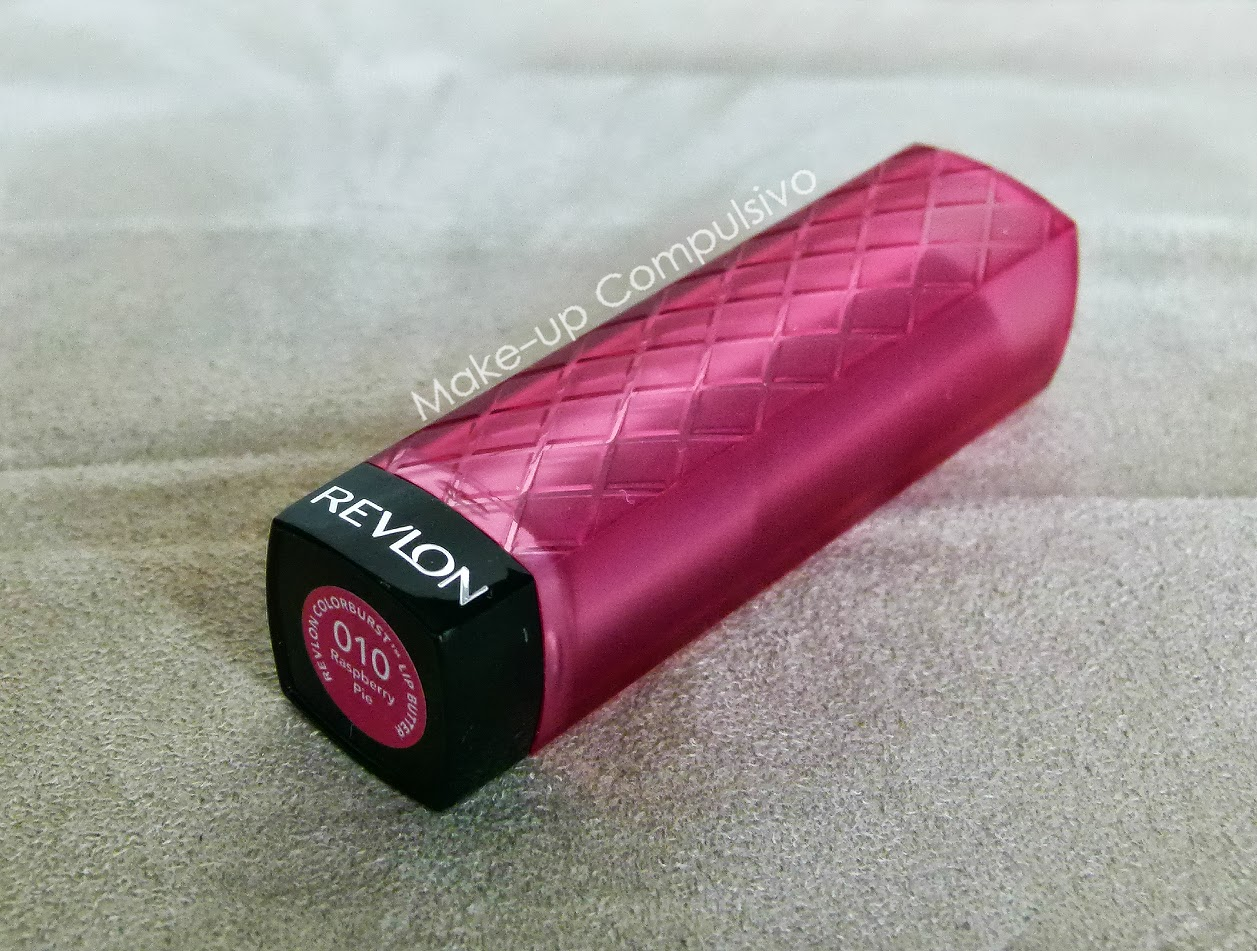 Il rossetto del mese: Revlon Colorburst Lip Butter in Raspberry Pie