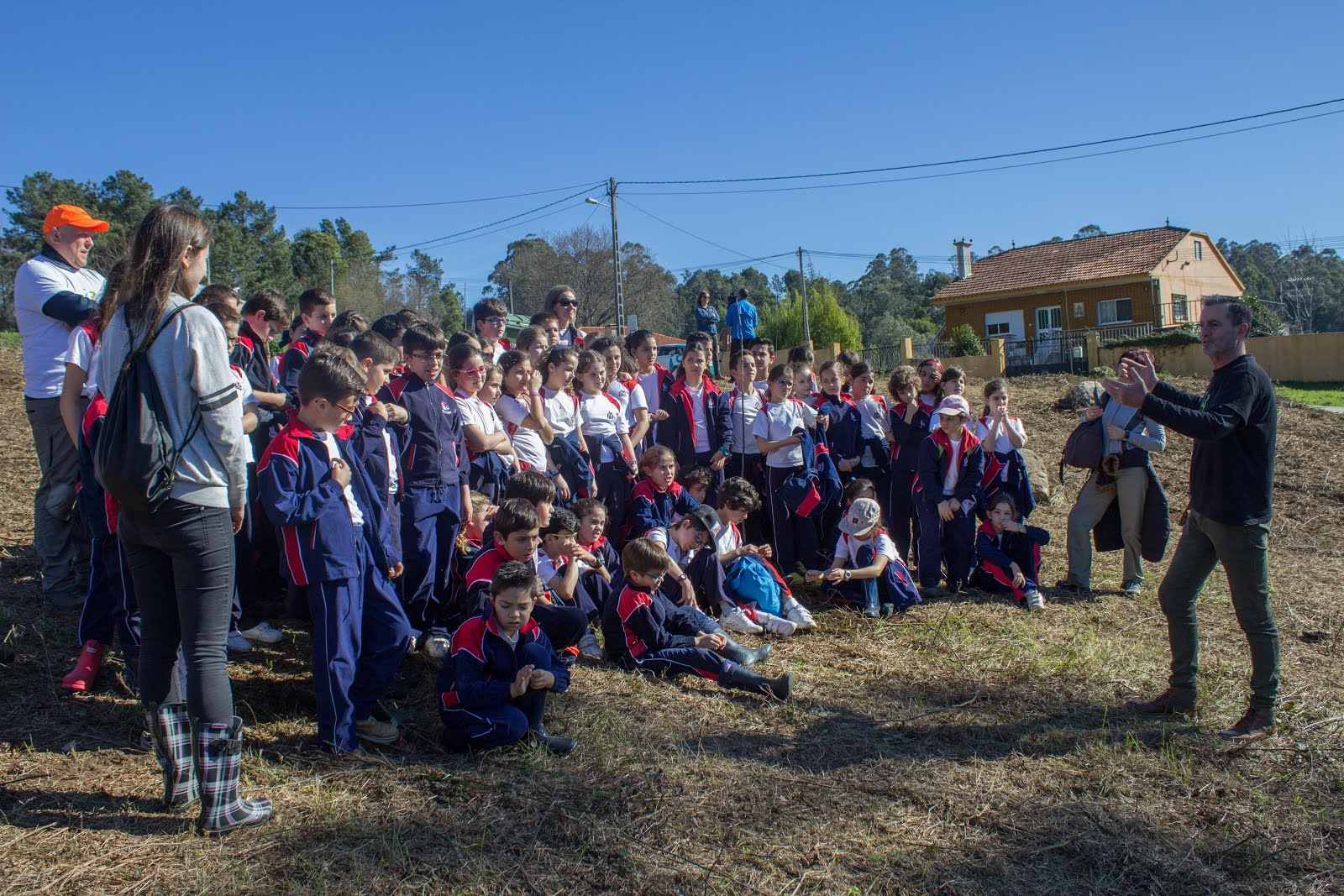 Actividades educativas Montes de Vigo