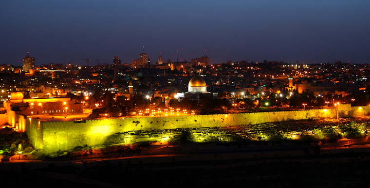 JERUSALEN HOY DÍA